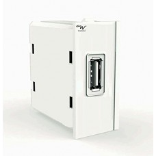 Deals, Discounts & Offers on  - Wayona W220 1A Single USB Socket Charger (White)
