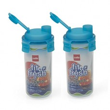 Deals, Discounts & Offers on Home & Kitchen - Cello Fit & Fresh R - 450 Sipper Set, 450ml, Set of 2
