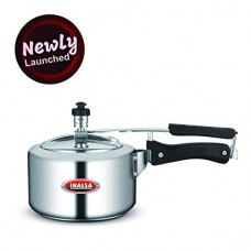 Deals, Discounts & Offers on Home & Kitchen - Inalsa Primo 3 Litre Pressure Cooker with Outer Lid (Silver)