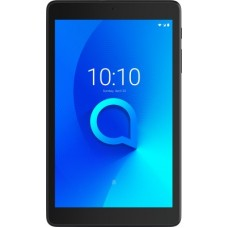 Deals, Discounts & Offers on Tablets - Alcatel 3T8 16 GB 8 inch with Wi-Fi+4G Tablet (Metallic Black)