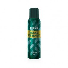 Deals, Discounts & Offers on Personal Care Appliances - Amazon Brand - Solimo Regal Essence No Gas Body Perfume For Men, 120 ml