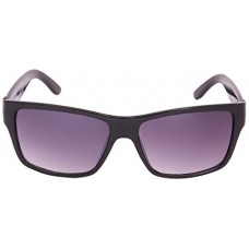 Deals, Discounts & Offers on Sunglasses & Eyewear Accessories - Rockford Rectangular Sunglasses (Black) (RF-076-C4)