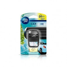 Deals, Discounts & Offers on  - Ambi Pur Aqua Car Air Freshener Starter Kit (7.5 ml)