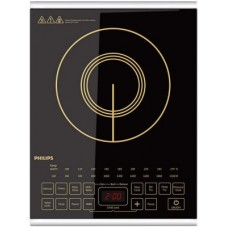Deals, Discounts & Offers on Personal Care Appliances - Philips HD4938/01 Induction Cooktop(Black, Touch Panel)