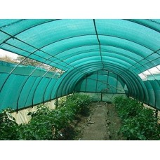 Deals, Discounts & Offers on  - Unique Plastic Agro Shade Net with Gripping Clip (Green)