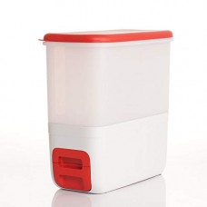 Deals, Discounts & Offers on  - Tupperware Large Bulk Storage Rectangular Container Rice Smart 10kg 1pc