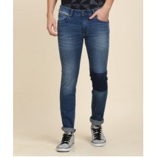 Deals, Discounts & Offers on Men - [Size 32, 34, 36] WranglerSlim Men Blue Jeans