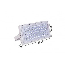 Deals, Discounts & Offers on  - 50W Ultra Thin Slim IP65 LED Flood Outdoor Cool Day Light White Waterproof (50 watt)(White)
