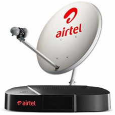 Deals, Discounts & Offers on DTH Recharge - Airtel Digital TV HD Set top Box 1 month Pack with HD Set Top Box