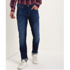 Deals, Discounts & Offers on Men - [Size 36] French ConnectionSlim Men Blue Jeans