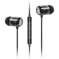 Deals, Discounts & Offers on  -  SoundMAGIC E11C in-Ear Headset with Mic (Black)