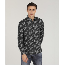 Deals, Discounts & Offers on Men - [Size L] MetronautMen Printed Casual Shirt