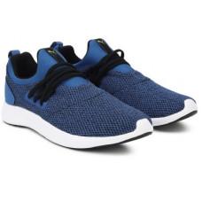 Deals, Discounts & Offers on Men - PumaSpartan IDP Running Shoes For Men(Blue)