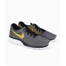 Deals, Discounts & Offers on Men - [Size 8, 9, 10] NikeTANJUN R Running Shoes For Men(Black, Yellow)