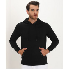 Deals, Discounts & Offers on Men - BRAVESOULFull Sleeve Solid Men Sweatshirt