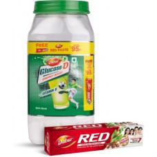 Deals, Discounts & Offers on  - Glucose-D Vitamin D Plus Calcium Energy Drink(1 kg, Plain Flavored)