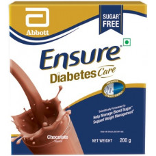 Deals, Discounts & Offers on  - Ensure Diabetes Care Chocolate Nutrition Drink(200 g, Chocolate Flavored)