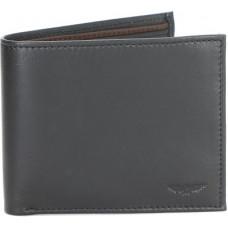 Deals, Discounts & Offers on  - Park AvenueMen Black Genuine Leather Wallet(8 Card Slots)