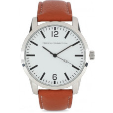 Deals, Discounts & Offers on Watches & Wallets - French Connection SFC117T Analog Watch - For Men