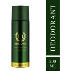 Deals, Discounts & Offers on  - Denver Hamilton Deodorant Spray - For Men(200 ml)
