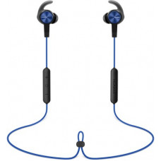 Deals, Discounts & Offers on Headphones - Huawei AM61 Bluetooth Headset(Blue, In the Ear)