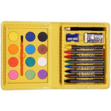 Deals, Discounts & Offers on Toys & Games - Miss & Chief 24 Piece Art Set