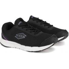 Deals, Discounts & Offers on Women - [Size 4] LOTTOGENESIS Running Shoes For Women(Black)