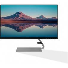 Deals, Discounts & Offers on Computers & Peripherals - Lenovo 23.8 inch Full HD IPS Panel Monitor (Q24i-10)(Frameless, AMD Free Sync)