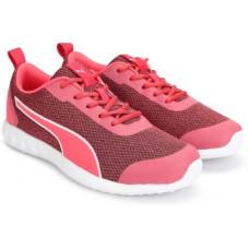 Deals, Discounts & Offers on Women - [Size 4, 5, 6] PUMACruxston Wn s MU IDP Running Shoes For Women(Beige)