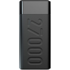 Deals, Discounts & Offers on Power Banks - Ambrane 27000 mAh Power Bank (20 W, Quick Charge 3.0, Power Delivery 2.0)(Black, Lithium Polymer)