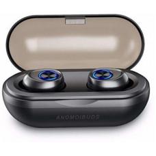 Deals, Discounts & Offers on Headphones - Anomoibuds TWS Earbuds IP010-A Bluetooth Headset(Black, True Wireless)