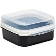 Deals, Discounts & Offers on Kitchen Containers - TUPPERWARE Multipurpose storage container Signature line 1.2 L - 1.2 L Plastic Grocery Container(Black, White)
