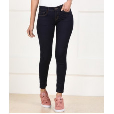 Deals, Discounts & Offers on  - [Size 26,28, 30] Tokyo TalkiesSuper Skinny Women Dark Blue Jeans