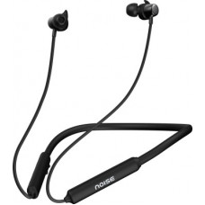 Deals, Discounts & Offers on Headphones - Noise Tune Elite Sport Neckband Bluetooth Headset(Lively Black, In the Ear)