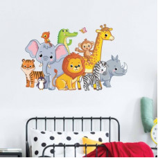 Deals, Discounts & Offers on  - Asian Paints Extra Large Wall Sticker Sticker(Pack of 1)