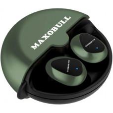 Deals, Discounts & Offers on Headphones - Maxobull flypods Super green bluetooth headphone ipx 5.0 wireless earbuds Bluetooth Headset(Super Green, In the Ear)