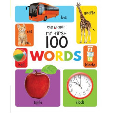 Deals, Discounts & Offers on Books & Media - My First 100 Words(English, Hardcover, unknown)