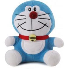 Deals, Discounts & Offers on Toys & Games - [Pre-Book] My Baby Excel Doraemon Plush - 20 cm(Blue)