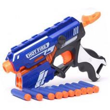 Deals, Discounts & Offers on Toys & Games - [Pre Book] M kids Hot Fire Soft Bullet Toy Gun7643 Guns & Darts(Multicolor)