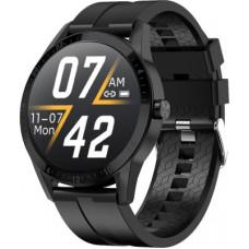 Deals, Discounts & Offers on  - Fire-Boltt Talk Bluetooth Calling Smartwatch(Black Strap, 46)