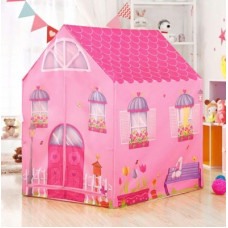 Deals, Discounts & Offers on Toys & Games - HKC HOUSE Doll House Tent(Pink)