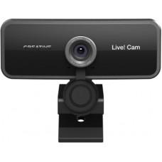 Deals, Discounts & Offers on Laptop Accessories - CREATIVE Live! Cam Sync 1080P Webcam(Black)