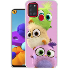 Deals, Discounts & Offers on Mobile Accessories - Flipkart SmartBuy Back Cover For Samsung Galaxy A21s(Multicolor, Dual Protection, Silicon)