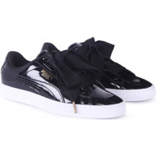 Deals, Discounts & Offers on Women - [Size 8] PUMABasket Heart Patent Wn s Sneakers For Women(Black)