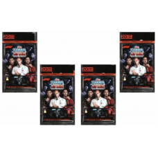 Deals, Discounts & Offers on Toys & Games - Topps F1 Turbo Attax Trading Card Game Multipack Pack of 4(Multicolor)