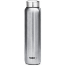 Deals, Discounts & Offers on  - MILTON AQUA 1000 950 ml Bottle(Pack of 1, Steel/Chrome, Steel)