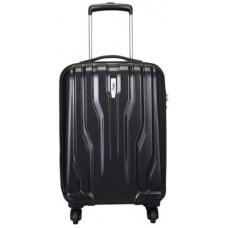 Deals, Discounts & Offers on  - SkybagsCabin Luggage (56.3 cm) - Marshal Strolly 55 360 JBK - Black