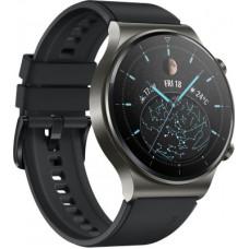 Deals, Discounts & Offers on  - Huawei GT 2 Pro Smartwatch(Black Strap, Free Size)