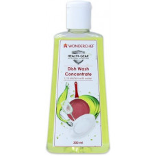 Deals, Discounts & Offers on  - Wonderchef Health Gear Concentrate Dish Cleaning Gel(None, 0.3 L)