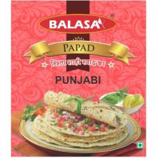Deals, Discounts & Offers on Food and Health - balasa PUNJABI MASALA 200GMS Papad Masala Papad 200 g